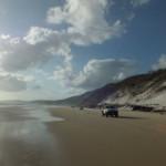 beach fraser coast