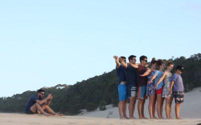 Rainbow Beach – a mecca for photographers