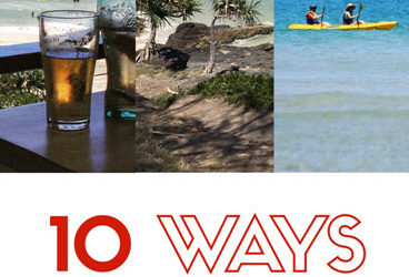 10 Ways to woo your Valentine at Rainbow Beach