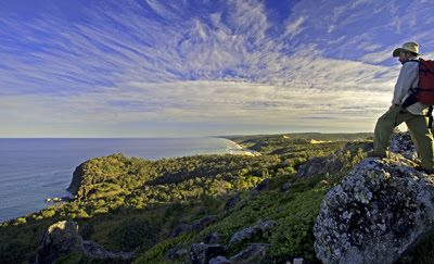 Rainbow Beach leads the way with Nature Tourism …