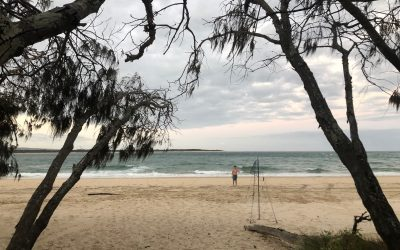 5 favourite picnic locations in Rainbow Beach
